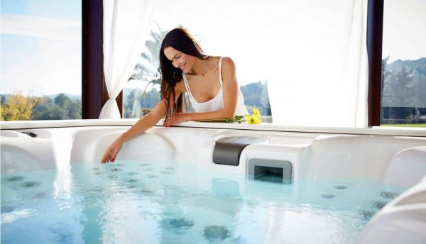 Clear water care hot tub chemicals chlorine bromine hypa spa aquavia my world of wellness