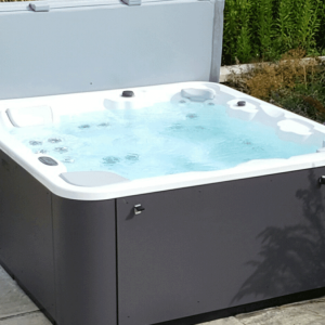 hot tub cover lift aquavia hypa spa my world of wellness hydropool wellis