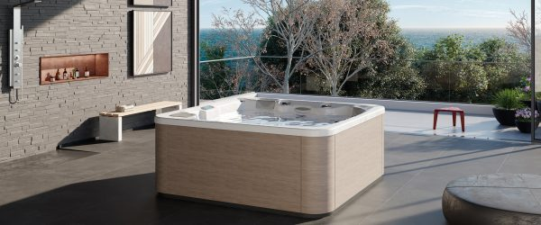The Soft hot tub aquavia hypa spa my world of wellness